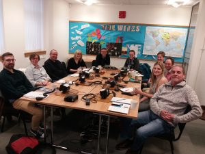 vhf shore based course